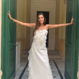 Vestido de novia Maria