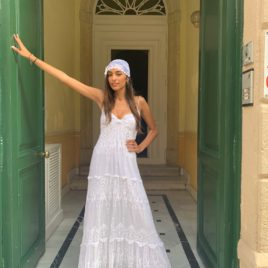 Vestido de novia Romantico de Charo Ruiz Ibiza