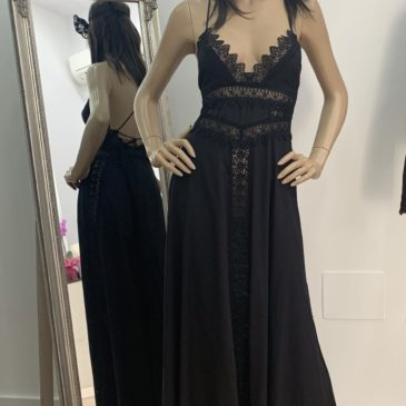 Vestido Imagen negro