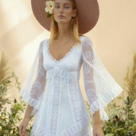 Vestido de novia Gloria de Charo Ruiz Ibiza