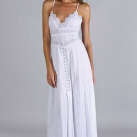 Vestido de novia ibicenca Imagen de Charo Ruiz Ibiza
