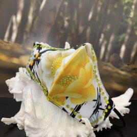 Mascarilla abeja