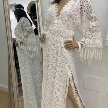 Vestido Aguas Blancas