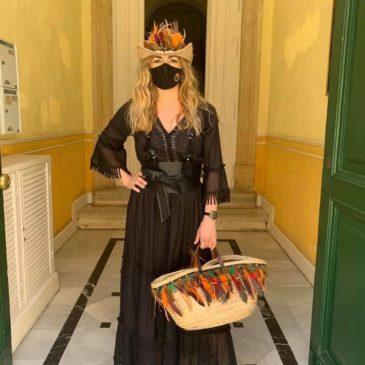 Vestido largo Formentera