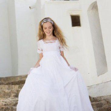 Vestido ibicenco Ariel
