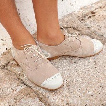 Zapatos en piel kids confort
