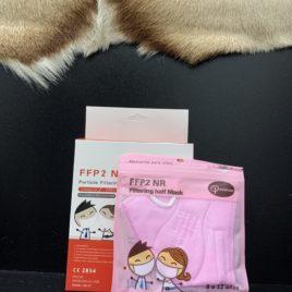 Mascarillas FFP2 para niñas de 8 a 12 años