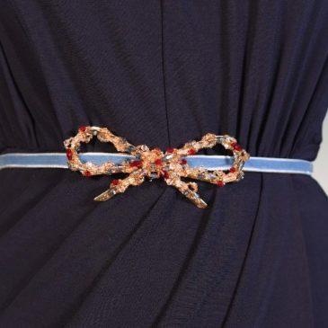 Cinturón joya lazo