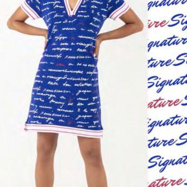 Vestido azulina