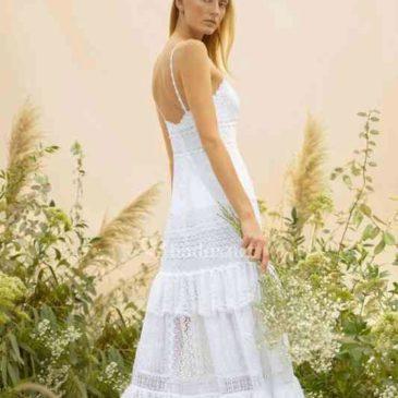 Vestido de novia Hilde