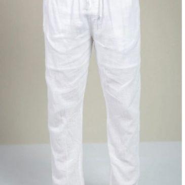 Pantalón ibicenco con cintura elástica