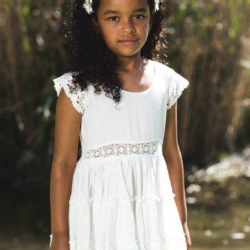 Vestido de niña Andrea