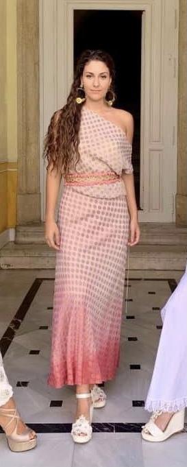 Vestido Graciela