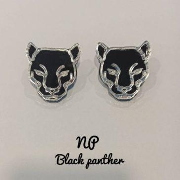 Pendientes Black Panther