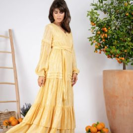 Vestido Estelle Marbella